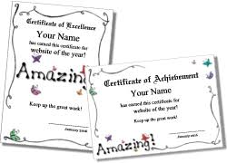 Cute Template Cute Certificate Templates For Kids