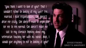 Ideas For Meredith Grey Quotes Pick Me Choose Me