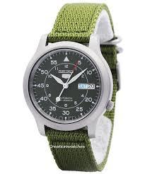 5 military automatic nylon snk805k2 men s watch seiko 5 military automatic nylon snk805k2 men s watch