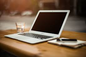 Laptop office desk Mac Free Images Laptop Desk Notebook Smartphone Writing Work Working Table Water Wood Technology Glass Pen Notepad Gadget Business Apple Inc Pxhere Free Images Laptop Desk Notebook Smartphone Writing Work