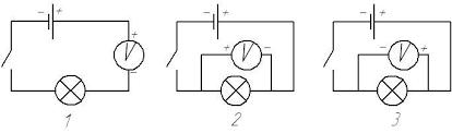 Контрольная работа по физике класс Электрические явления   Работа 2 Напряжение 3 Давление 4 Сила тока 5 Сопротивление