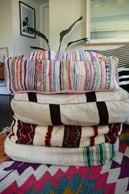 moroccan floor cushions diy black white cushion tales trails . moroccan  floor cushion ...