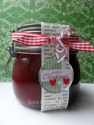 Decorated Jam Jars For Christmas Decorated Jam Jars Kerenbaker's Blog 27