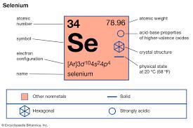 Selenium Chemical Element Britannica