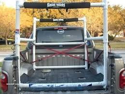 Canoe Rack For Truck Kayak Pickup Truck Rack Canoe Rack For Truck ...