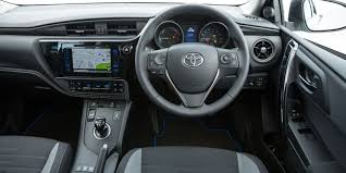 Toyota Auris Review | carwow