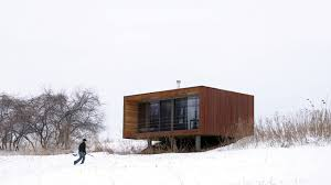 Small Picture Prefab 366 Sq Ft Modern Tiny House
