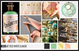 Awesome Art Deco Color Palette Illustrator Photo Design Ideas ...