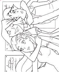totally_spies_cl27 totally spies coloring pages on totally spies coloring pages