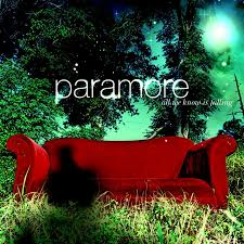<b>All We</b> Know Is Falling by <b>Paramore</b> on Spotify