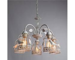 <b>Подвесная люстра ARTE Lamp</b> Cincia A5090LM-5WG купить по ...