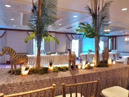 safari theme wedding. Safari Themed Table Decoration NJ Wedding Event Decor Parkers
