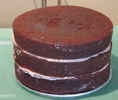 Making A Fruit Chocolate Stacked Wedding Cake Delicious Cake