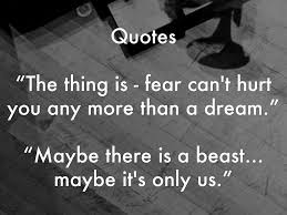 fear quotes in lord of the flies image quotes at com image gallery for lord of the flies fear quotes