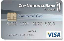 Nrbc bank credit cards provide our customers 24 hour access as necessity no limit of time. City National Bank Visa Commercial Credit Card Review 100 000 Bonus Points