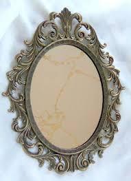 antique oval frame ornate. Wonderful Antique Beautiful Antique Mirror With Antique Oval Frame Ornate T
