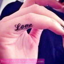 Love Tattoo Populární Možnosti Péče O Pleť 2019