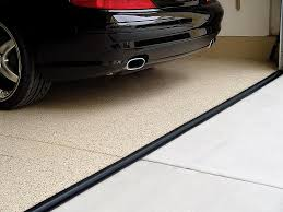 garage door threshold seal adhesive