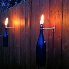 HomeMade Modern EP63 Copper Tiki TorchesBackyard Torch