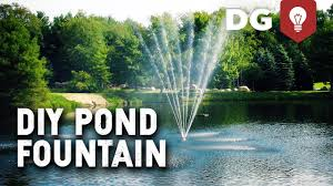 used pond fountains for sale. Simple For How To Turn A Sump Pump Into Cheap DIY Pond Fountain On Used Fountains For Sale H