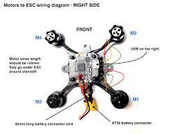 flexrc pico core motors wiring diagram flex rc motors to esc connection diagram right