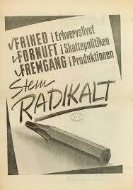 Danish Social Liberal Party