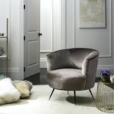 velvet accent chair. Awesome Purple Velvet Accent Chair Mid Century Modern Retro Club Chairman Mao En Route