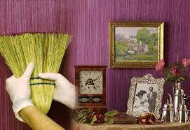 diy wall art ideas textured wall tutorial using a broom