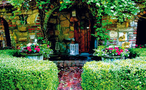 Small Picture Garden Design Ideas Small Gardens Video And Photosl best 25