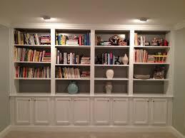 Bookshelf Lighting Bookshelf Design Ideas