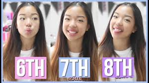middle makeup tutorial 6th 7th and 8th grade makeup