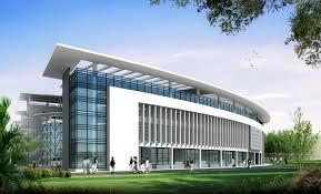 latest trendy corporate office design model. interesting trendy 3d architectural modeling inside latest trendy corporate office design model