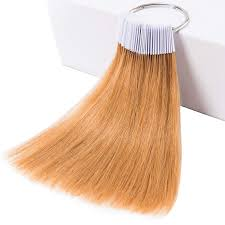 Buy 8 Light Brown Tofafa Hair Extensions Color Rings