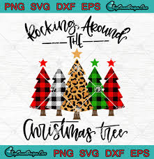 Basketball Svg Designs Rocking Around The Christmas Tree Svg Png Eps Dxf Cricut File Silhouette Svg