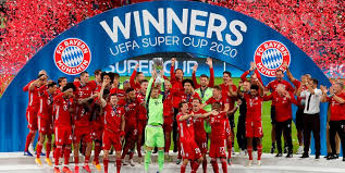 Espn+ • porsche supercup series. Fc Bayern Gewinnt Uefa Supercup Gegen Fc Sevilla Express