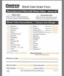 How To Order A Cake From Costco Quora