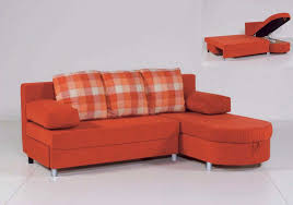Lazy Boy Bedroom Furniture Lazy Boy Sectional Sleeper Sofas For Small Spaces With Orange