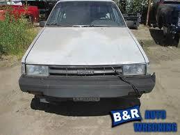87 Toyota Corolla Engine