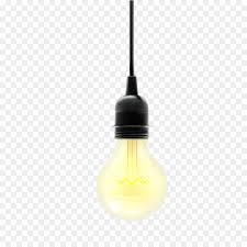 Hanging Light Bulb Png Abeoncliparts Cliparts Vectors