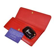 royce leather rftr 162 rd 2 freedom wallet for women red