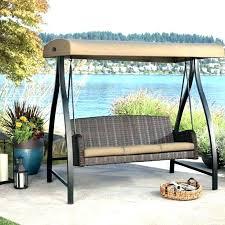 patio swing costco new 3 person patio swing and swing 3 person patio swing