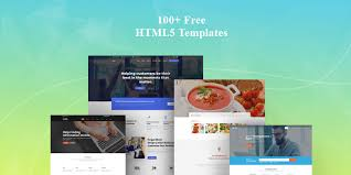 Free Web Templates For Employee Management System 100 Free Html5 Website Templates For Instant Site Launching