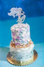 Mermaid Cake Design Ideas