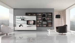 Living Room Bookshelves Living Room Bookcases And Cabinets Tv Unit Designs In The Living