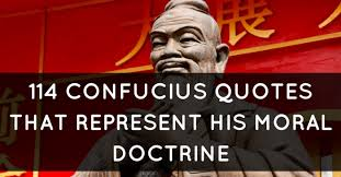 Quotes About Representing Yourself Best of 24 Confucius Quotes That Represent His Moral Doctrine