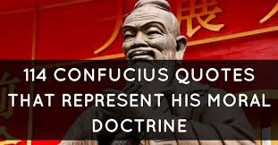 Confucius Quotes Interesting 48 Confucius Quotes That Represent His Moral Doctrine