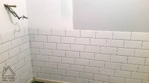 the house that will diy wall tiles 33 1 3 one third offset