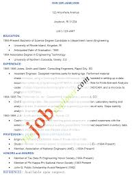 a job resume examples template samples cover letter cover letter a job resume examples template samplessample resume for it jobs