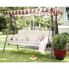 Porch mesmerizing garden treasures porch swing inspirations