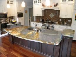 Kitchen Granite Countertops River White Countertop Latest Modern - Kitchen granite countertops